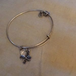 Shamrock bangle by Alex and ani